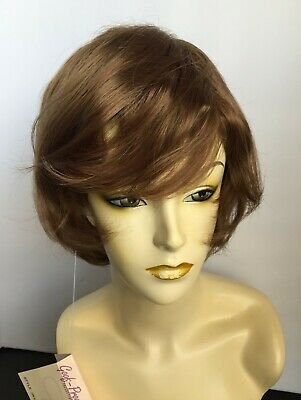 Dolly Parton Collection, Straight Hair with Bangs, #27D Gingersnap - Dolly Parton Wigs