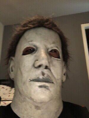 Michael Myers Mask Halloween 5: The Revenge Of Michael Myers - Michael Myers Mask Halloween 5