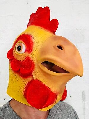 - Chicken Head Mask