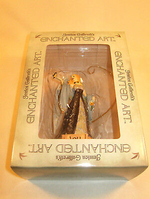 NIB Jessica Galbreth Enchanted Art Fairies JOY Figurine  Add an Accent 2006