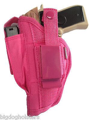 Кобура Beretta Nano Pink Nylon Gun