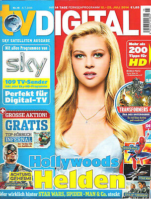 tv DIGITAL   TV Heft  Nr.15  2014  siehe Abb. (15 Digital-tv)