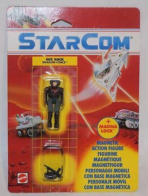 Von Rodd figure coleco version STARCOM Parts 1980/'s Sgt