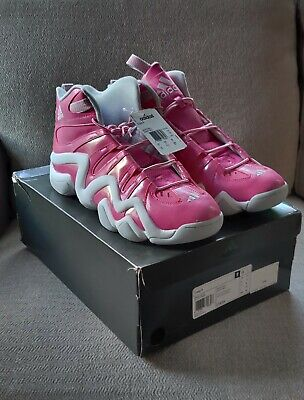 "Kobe Bryant Adidas Crazy 8 ""RARE"" Pink Size US 13 New In Box Never Worn.."