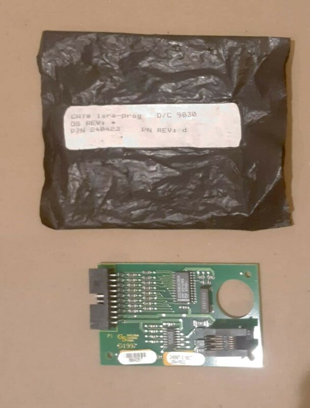 EDWARDS/EST/LSRA-PROG Interface card LSRA annunciator. (Not available anywhere)