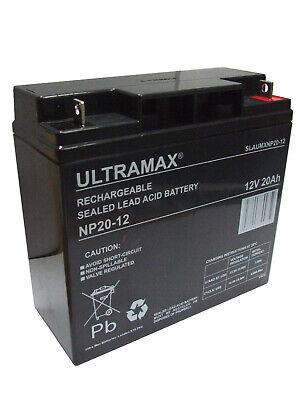 X-treme XA-750 XA750 17ah-20ah version ATV 12V 18Ah Scooter Replacement Battery