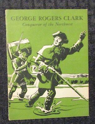 1927 GEORGE ROGERS CLARK Conqueror of Northwest FN 6.0 John Hancock Insurance