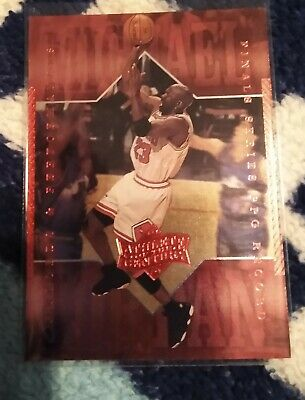 Michael Jordan Upper Deck Insert