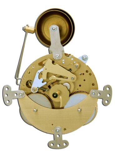 New Hermle 130-080 Bell Strike Movement : eBay