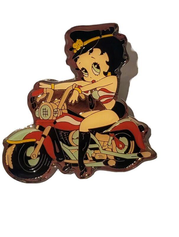 Betty Boop Bike Pins by K.F.C B31