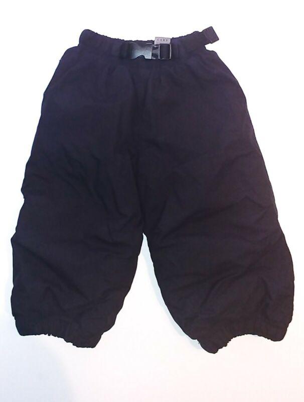 REI toddler size 18 months black snow pants