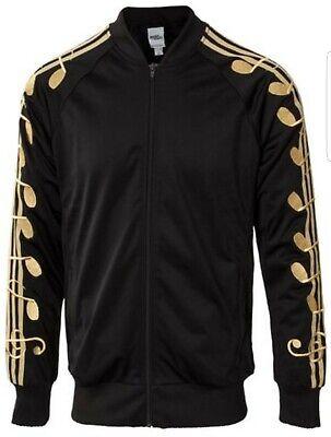 Jeremy Scott Music Note jacket. LARGE