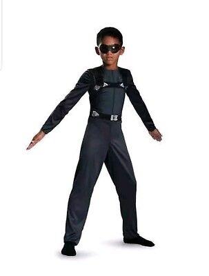 New Boys Marvel Captain America Falcon Halloween Costume Size Small 6 - Falcon Halloween Costume