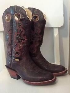 Wrangler Cowgirl Jillaroo Boots Size 5 Ipswich Ipswich City Preview