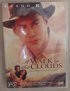 DVD: A Walk In The Clouds - Keanu Reeves Greenwood Joondalup Area Preview