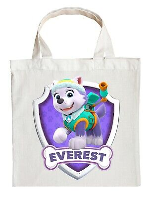 Paw Patrol Everest Trick or Treat Bag - Personalized Everest Halloween Bag](Paw Patrol Halloween Bag)