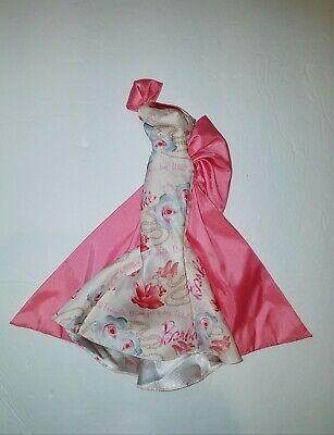 Rose Splendor Barbie Pink Label Robert Best Avon Exclusive Doll DRESS GOWN only