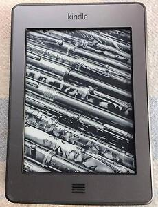 Amazon Kindle Touch D01200 - 4th Generation - 4GB - Wi-Fi. Tullamarine Hume Area Preview