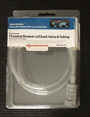New Apache Pressure Washer Chemical Injector Tubing Kit 98023468