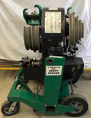 Greenlee 855 Smart Bender For 12- 2 Emt Imc Rigid Conduit Incl 2 Pendants