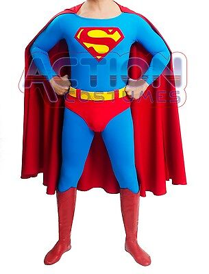 Superman Costume 80´s Style READY TO SHIP!!!