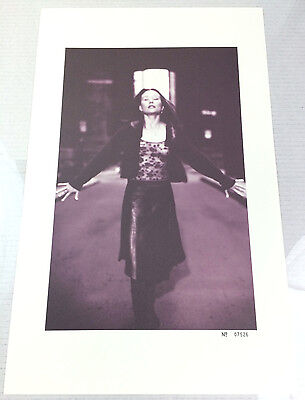 Tori Amos To Venus and Back * NUMBERED Promo Poster Lithograph Print 12x19 1999