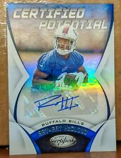 2018 Certified Potential /99 Ray Ray McCloud Rookie Auto ...