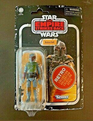"""Star Wars 2020 Boba Fett Retro Collection Figure MOC Retro 3.75"""""""
