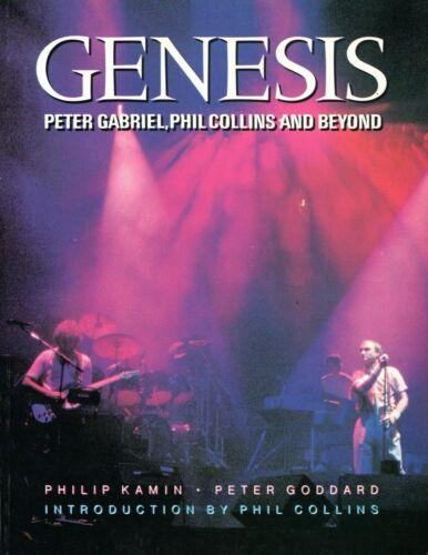 GENESIS:PETER GABRIEL, PHIL COLLINS AND BEYOND-1984 KAMIN & GODDARD