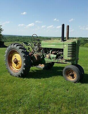 John Deere Tractor Gm