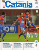Programma Stadio Catania Contro Qualunque Vs Squadra Serie A - B- Lega Pro -  - ebay.it
