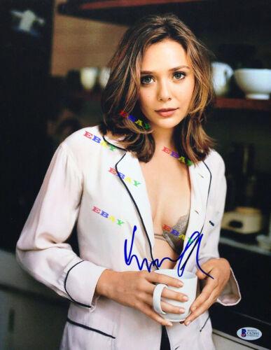 Elizabeth Olsen Avengers Autographed Signed 8x10 Photo Reprint