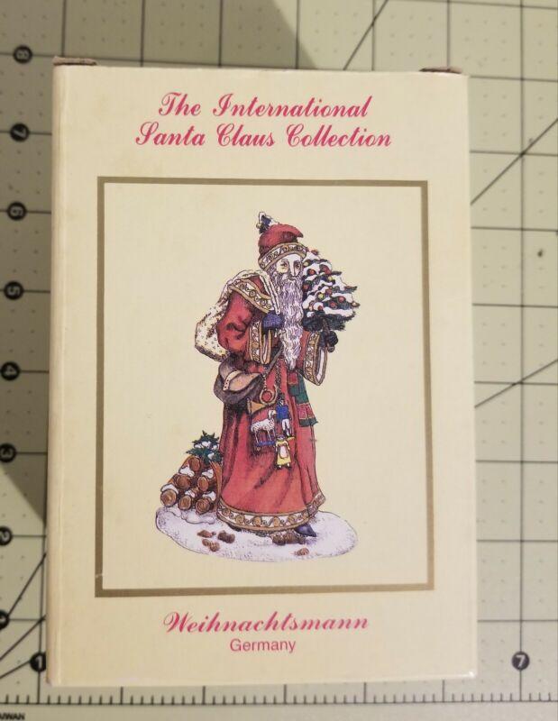 International Santa Claus Collection WEIHNACHTSMANN GERMANY 1994 SC18-UEC