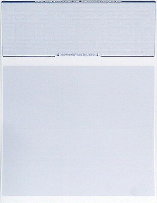 Blank Check Paper Stock On Top Blue Diamond 1000 Count