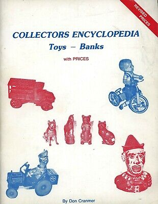 1, 000+ Tin and Cast Iron Still Mechanical Banks Toys / Illustrated Book + Values