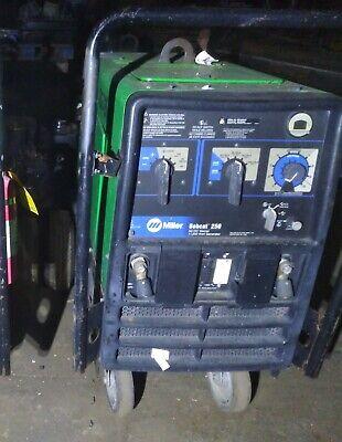 Miller Bobcat 250 Welder Generators