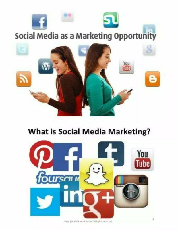 New Social Media Online Marketing Ebook PDF with MRR + 15 Bonus Ebooks
