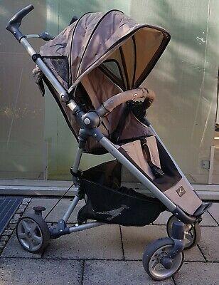CARRERA Kinderwagen, klappbar, hell-braun, sehr gute Zustand gebraucht kaufen  München