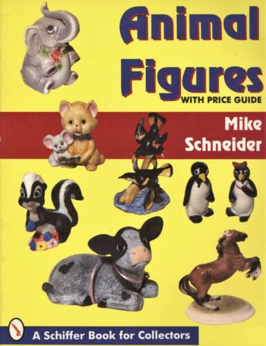 Ceramic Animal Figure Collectibles - Types Makers Marks Values / In-Depth Book