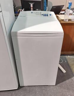 TODAY DELIVERY  BIG 5.5Kg Fisher&Paykel Washing machine