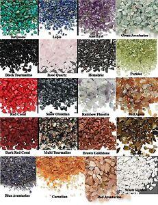 50-grams-GEMSTONE-Mini-Chips-UN-DRILLED-Embellishments