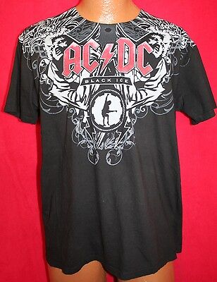ASBO KIDS UNISEX T-SHIRT ACDC Angus Young Rocker Guitar Childrens AC//DC
