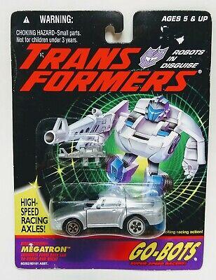 Megatron MOSC Go-Bots Gobots G2 Transformers Generation 2 Hasbro 1994 NEW