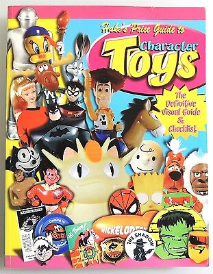 M0221. Hake's Price Guide to Character Toys 3rd Edition -Gemstone (2000)  ~