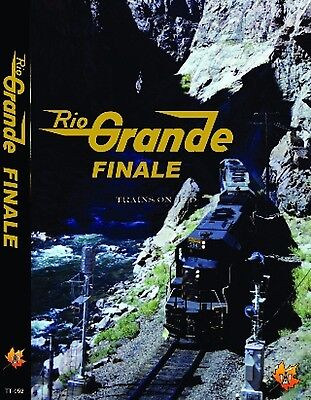 RIO GRANDE FINALE TELL TALE PRODUCTIONS NEW DVD VIDEO