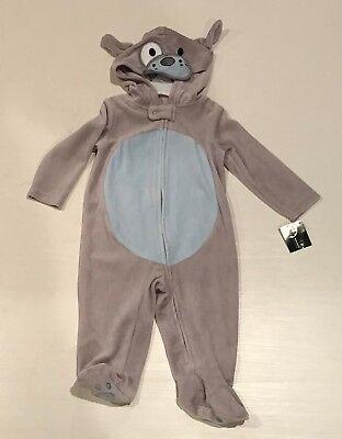 Holiday Editions Newborn Boy's Dog Costume 3-6M NEW Halloween 3 6 Months