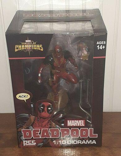 Deadpool 1:10 Diorama Contest of Champions Premium Collection Statue