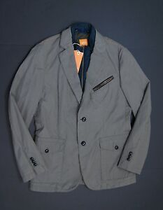 HUGO-BOSS-039-Beats-W-039-Cotton-Blend-Slim-Fit-Sport-Blazer-Jackets-NEW-NWT-395