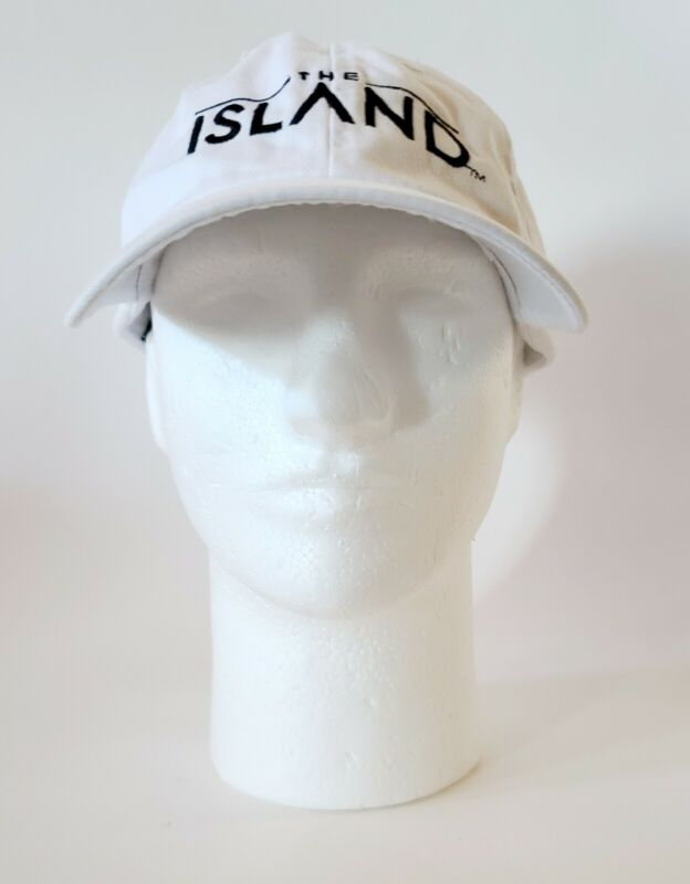 New The Island Dreamworks Movie 2005 Baseball Cap