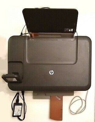 HP Deskjet 3510 All-in-One Printer Scanner Copier